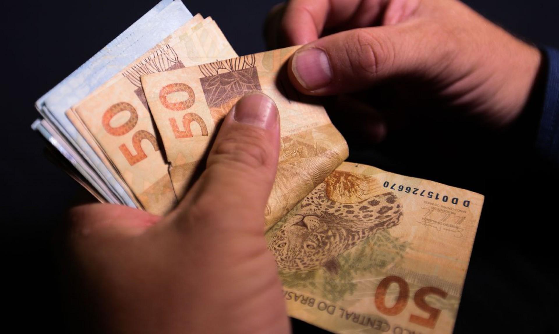 A previsão do governo é crescimento em V (Foto: Marcello Casal JrAgência Brasil)