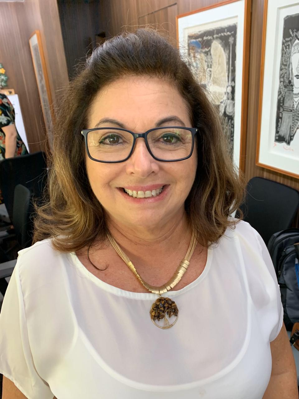 Silvana Parente é doutora em Economia e vice-presidente do Corecon