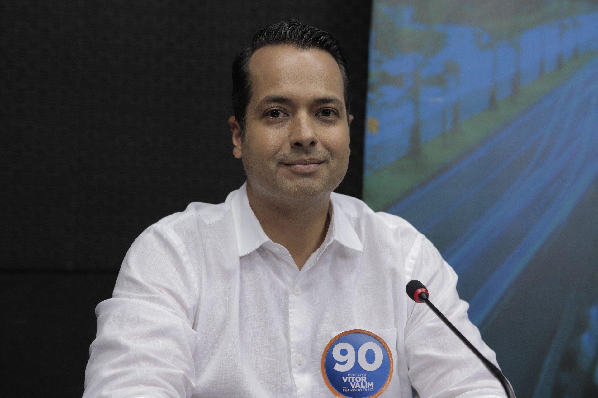 VALIM promete buscar diálogo com o Legislativo (Foto: FCO FONTENELE)