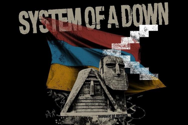 Com as novas músicas, o grupo deseja chamar atenção para conflitos armados no mundo e arrecadas fundos para feridos na Armênia e Artsaque. (Foto: Reprodução/ Instagram)