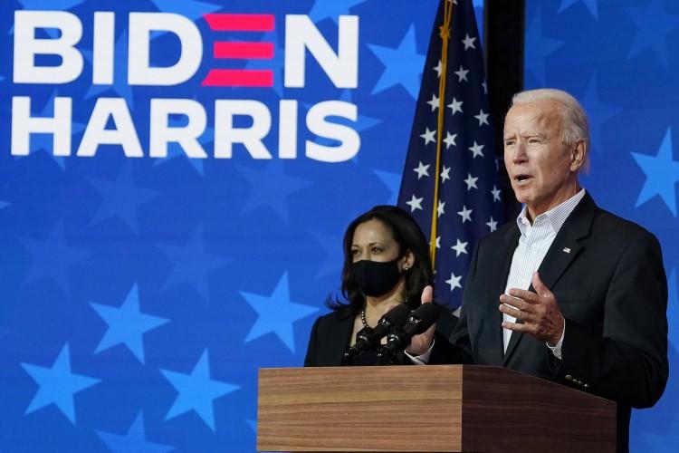 """Um oficial sênior dos EUA disse que a administração Biden acredita que o conselho precisa de reformas, mas que a melhor maneira de promover a mudança é """"envolver-se com ele de uma forma baseada em princípios (Foto: Drew Angerer / AFP)"""