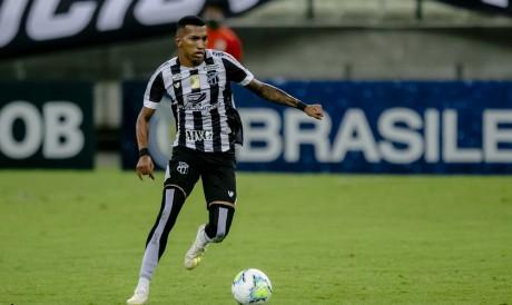 Léo Chú brilhou com a camisa do Ceará na Série A 2020