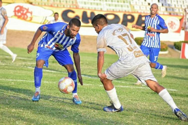 Guarany de Sobral foi derrotado pelo Atlético de Cajazeiras (Foto: Divulgação / Guarany de Sobral)