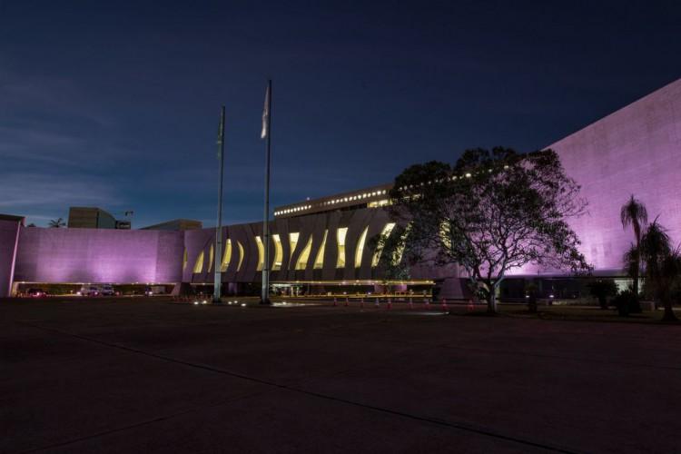 Edifício sede do Superior Tribunal de Justiça. (Foto: Gustavo Lima/STJ)