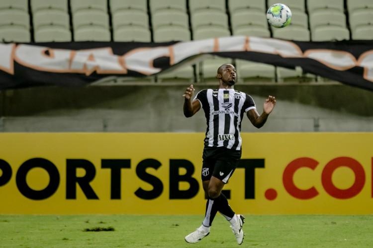 Wescley terá vínculo de empréstimo com o Juventude até o fim da temporada (Foto: Aurelio Alves)