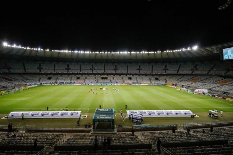 Brasileirão: Atlético-MG e Flamengo duelam em busca de reabilitação (Foto: BRUNO CANTINI)