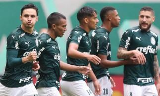 Palmeiras goleia Ceará e encaminha vaga na Copa do Brasil