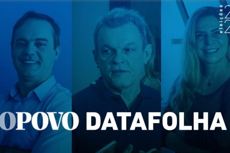 Pesquisa O POVO Datafolha para prefeito de Fortaleza - eleições 2020 (Foto: O POVO)