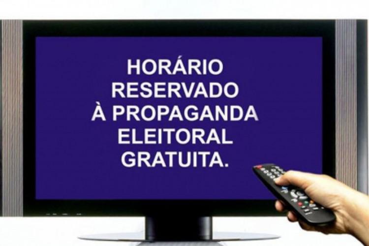 Hoje é o último dia de propaganda eleitoral no rádio e na TV (Foto: )