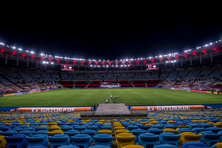 Brasileirão: Flamengo recebe Atlético-GO no Maracanã neste sábado (Foto: )