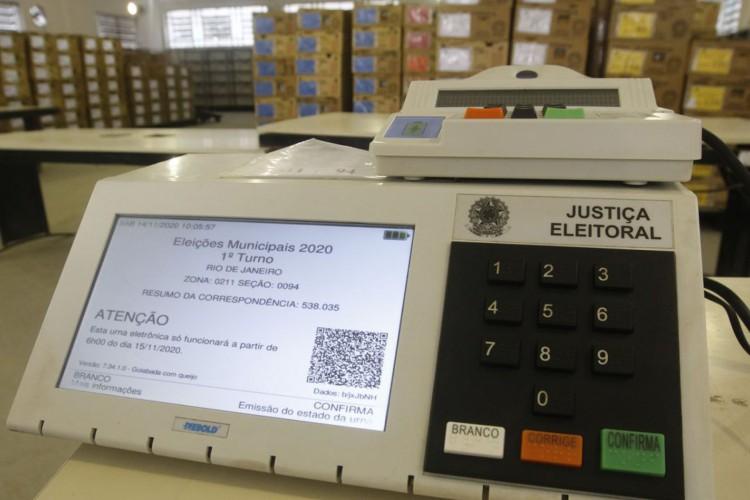 O TRE-CE apresentará boletim sobre as eleições municipais durante todo o dia (Foto: Fernando Frazão/Agência Brasil)