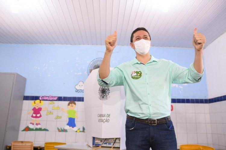 Glêdson Bezerra reverteu o indeferimento da candidatura e teve eleição confirmada em Juazeiro (Foto: Tiago Souza / Divulgação)
