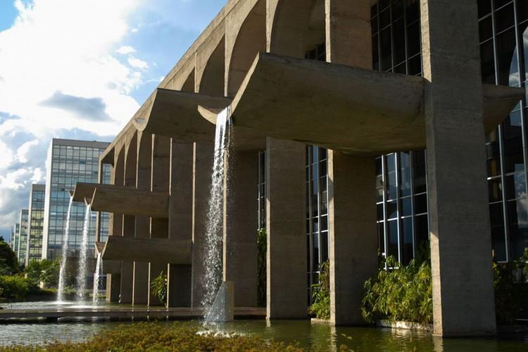 Sede do Ministério da Justiça em Brasília (Foto: Marcello Casal Jr/Agência Brasil)