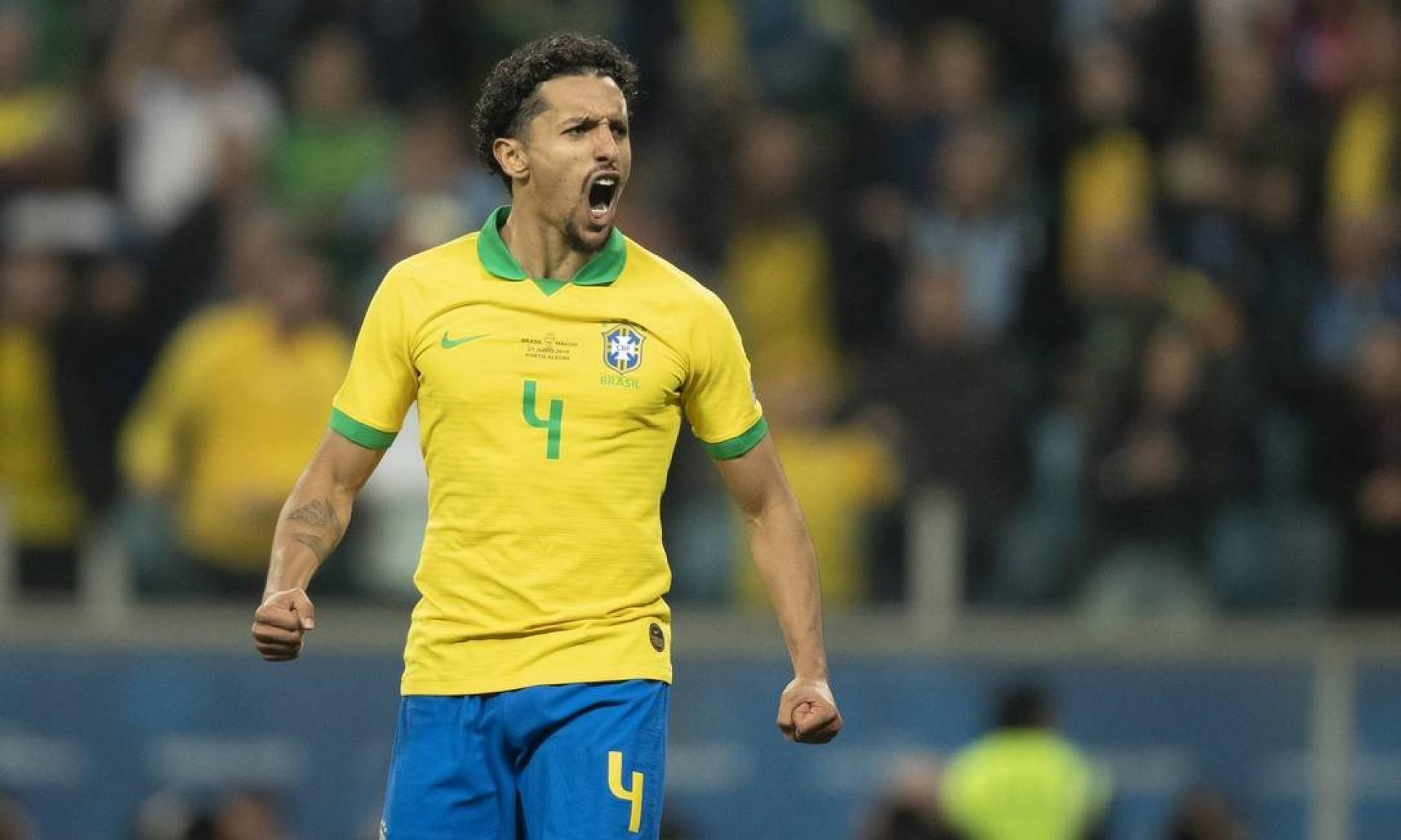 Se você também sentiu falta de algum brasileiro, o próximo a aparecer está na 37ª posição: o zagueiro Marquinhos.