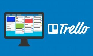 Trello é uma plataforma de organização de fluxos