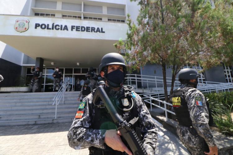 Após denúncias de fraude nas eleições em Fortaleza, o caso foi levado à Polícia Federal (PF) (Foto: FÁBIO LIMA/O POVO)