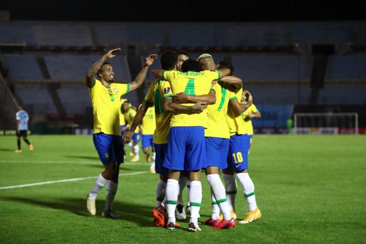 Restrições impostas por países europeus impossibilita convocação para seleção brasileira de jogadores que atuam na Europa (Foto: Lucas Figueiredo/CBF)