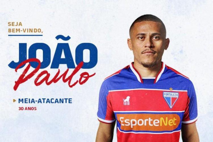 Contratação teve aval de Marcelo Chamusca  (Foto: Reprodução/Fortaleza EC)