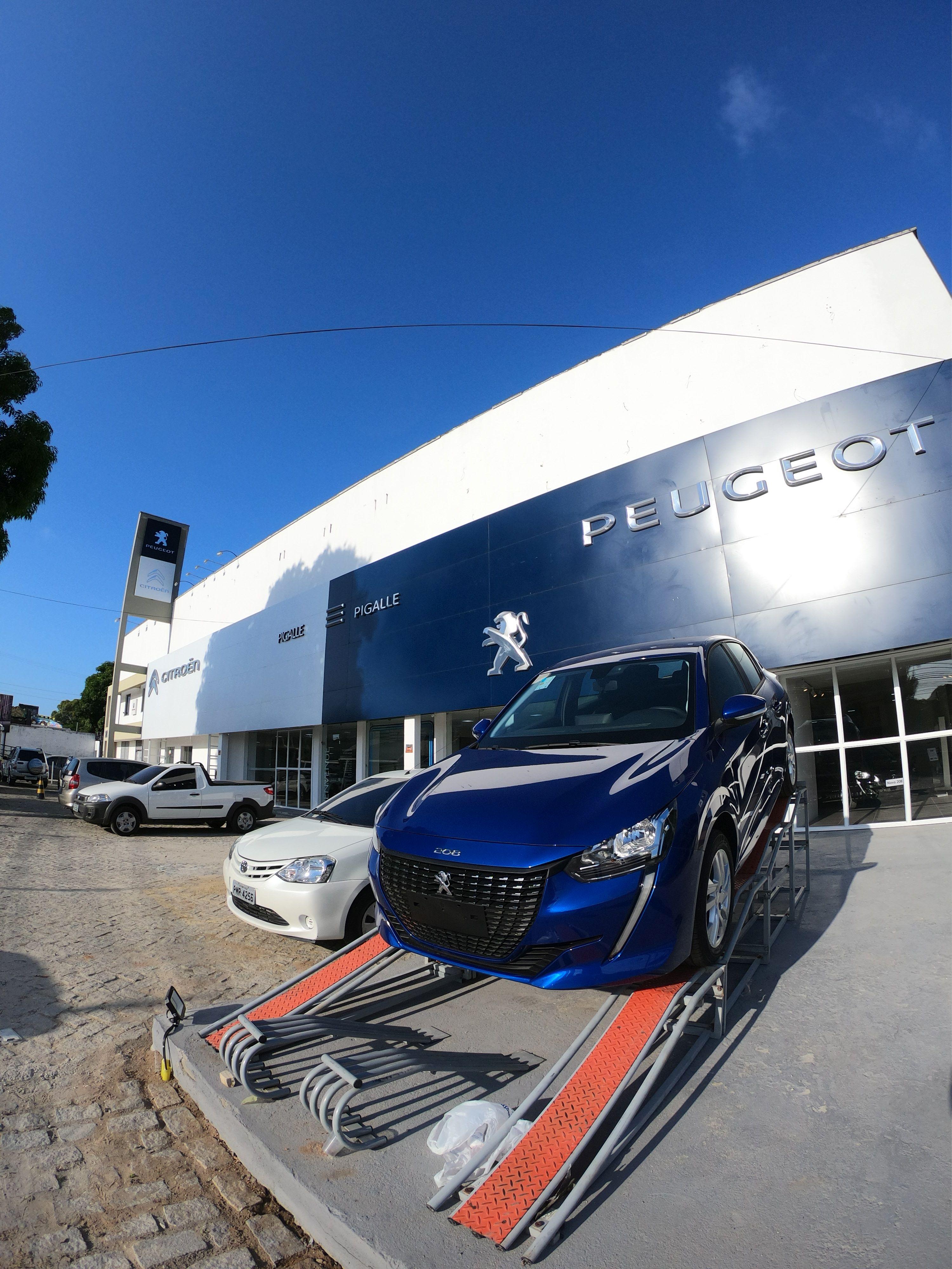 Pigalle está com nova loja, com uma super estrutura, localizada no bairro Edson Queiroz