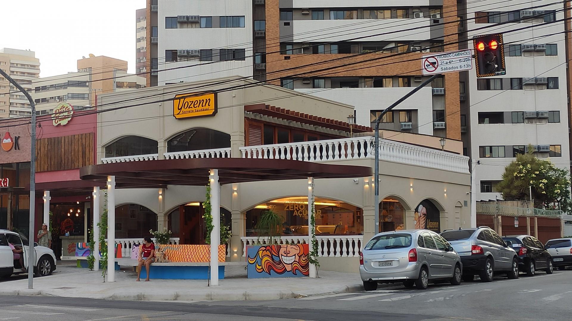 Todos os sorvetes são zero açúcar, o que faz da Yozenn a primeira sorveteria do Zero Açúcar do Brasil