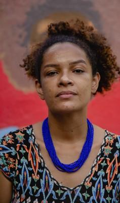 Adriana Gerônimo, do Nossa cara - Mandato Coletivo do PSOL.