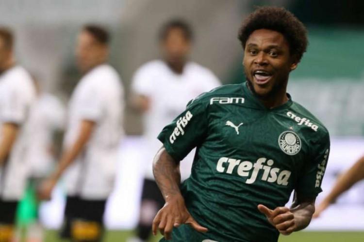 Luiz Adriano, atacante do Palmeiras (Foto: César Greco/SE Palmeiras)