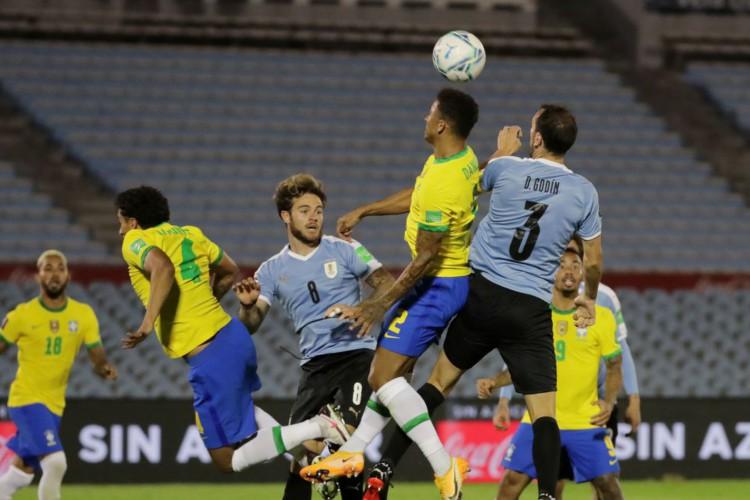 Seleção do Uruguai registra novos sete casos de covid-19  (Foto: )