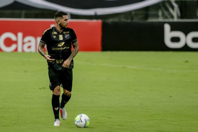 Jogador não foi relacionado para partida contra São Paulo nesta quarta-feira, 10 (Foto: Aurelio Alves)