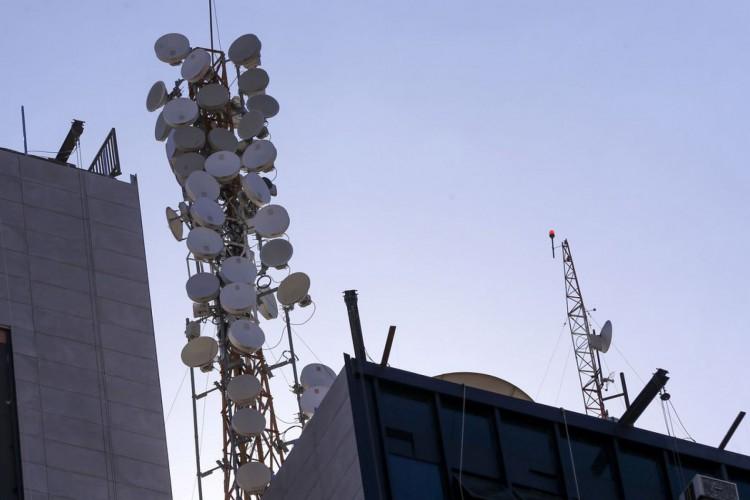 Brasília, DF, Brasil: Antenas. (Foto: Marcelo Camargo/Agência Brasil) (Foto: Marcelo Camargo/Agência Brasil)