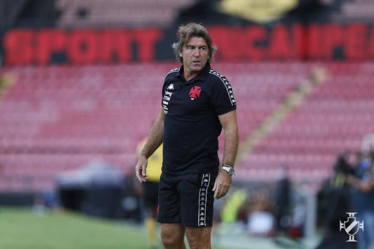 Ricardo Sá Pinto, técnico do Vasco (Foto: Rafael Ribeiro/Vasco )