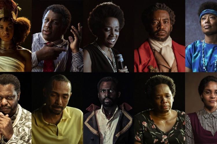 Especial 'Falas Negras', do Dia da Consciência Negra, traz discursos de 22 personagens.
