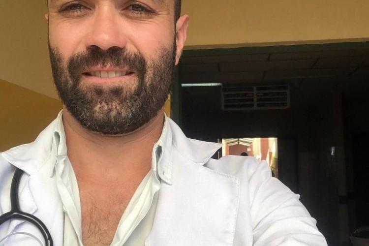 Paulo Neto era natural de Uberaba, Minas Gerais, e tinha os estudos custeados no Paraguai por meio de uma bolsa do governo brasileiro (Foto: Reprodução/Facebook)