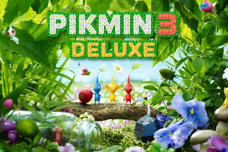 Pikmin 3 Deluxe é um verdadeiro exemplo de jogo de estratégia, gerenciamento de recursos e mão de obra e todos os outros elementos que um jogo de sobrevivência tem, e todos muitíssimo bem executados (Foto: Divulgação)