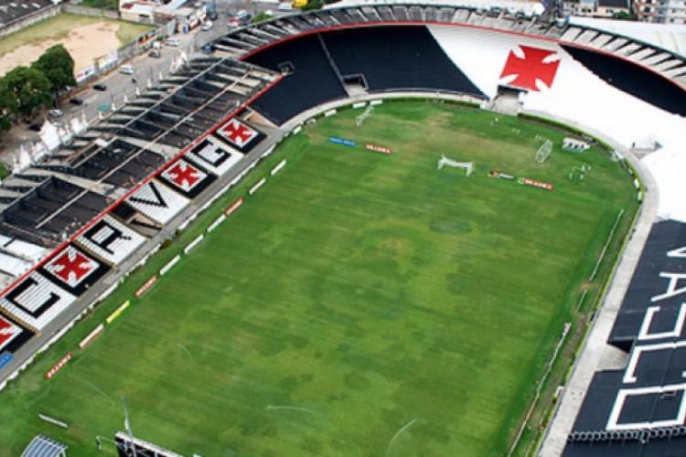 Vasco e Fortaleza jogam hoje em São Januário (foto) pelo Brasileirão 2020, às 19 horas. Confira onde assistir ao vivo à transmissão e a escalação provável de cada time  (Foto: Site oficial do Vasco da Gama)