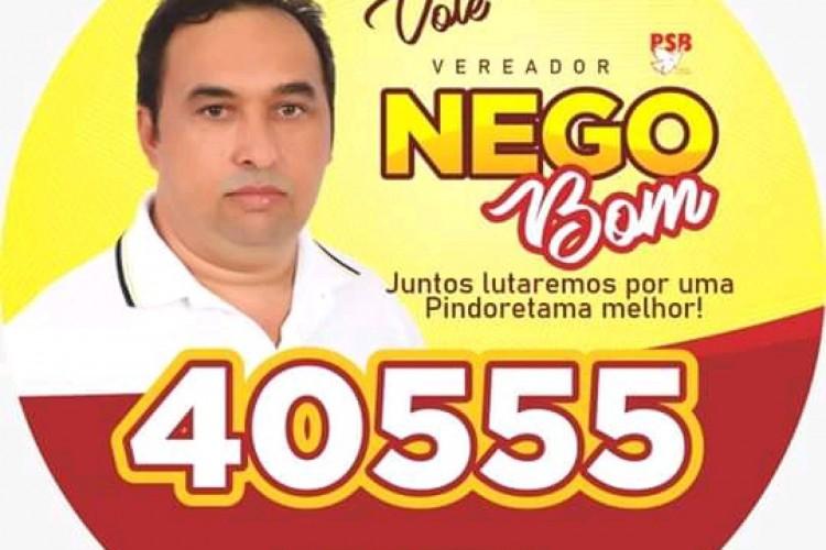 Nego Bom (PSB) foi o único vereador cigano eleito no Ceará, segundo levantamento do Instituto Cigano do Brasil (ICB). (Foto: Divulgação)