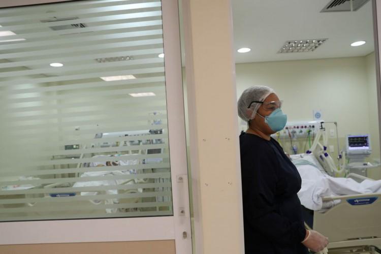 Internações por covid-19 em hospitais privados aumentam em São Paulo (Foto: )