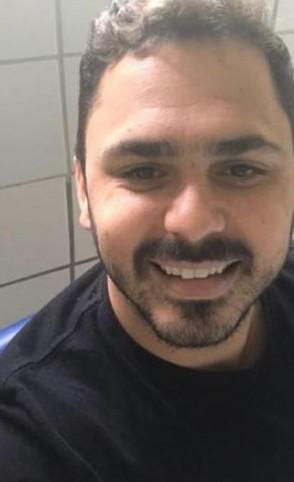 Lázaro Teles atuava há dois anos em Jaguaruana e planejava comprar um carro (Foto: Reprodução /WhatsApp)