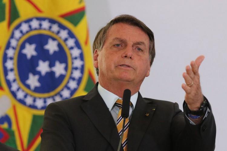 O Presidente Jair Bolsonaro (Foto: Fabio Rodrigues Pozzebom/Agência Brasil)