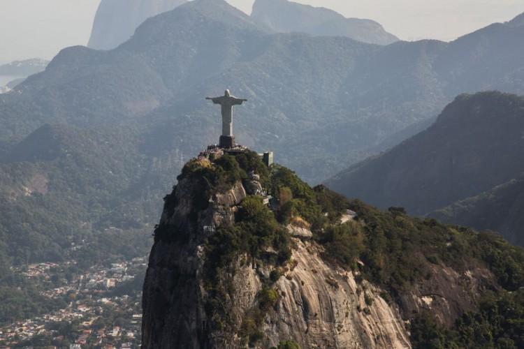 Rio de Janeiro, Cristo Redentor (Foto: Luciola Vilella/ MTUR)