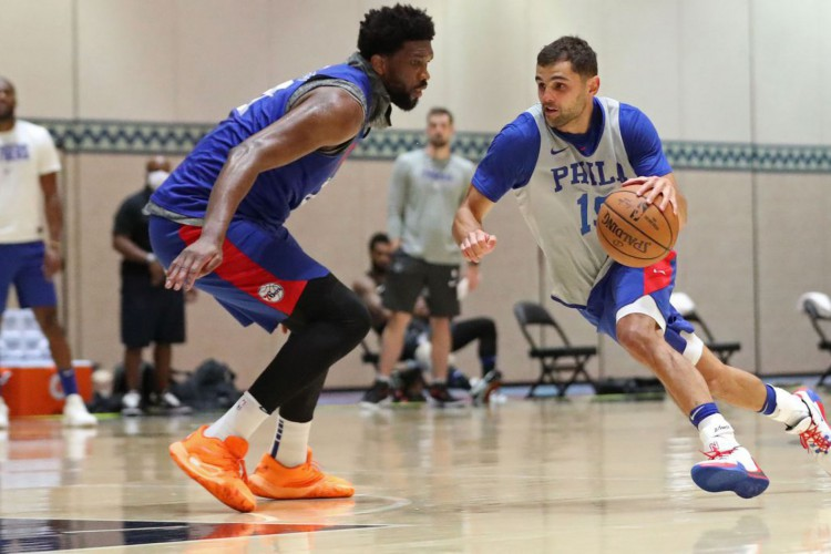 NBA: Raulzinho acerta com o Washington Wizards (Foto: )