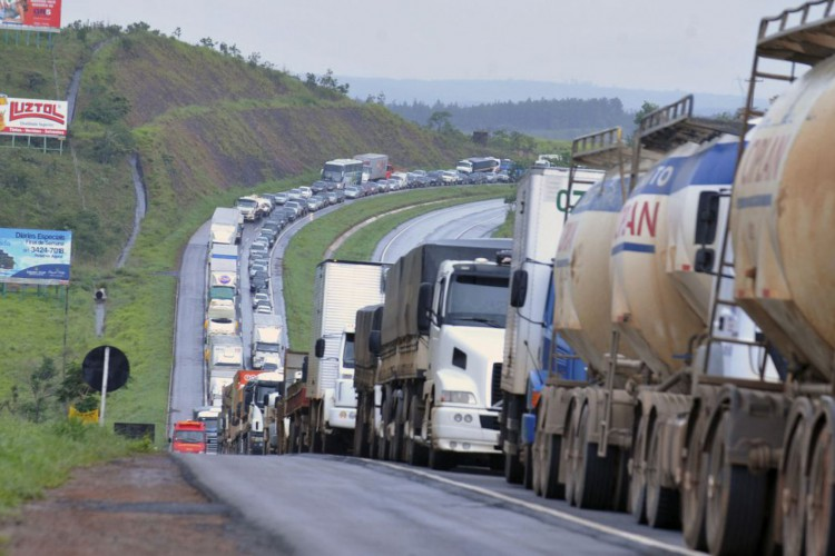 Pesquisa revela melhora na sinalização de rodovias no Brasil (Foto: AGÊNCIA BRASIL)