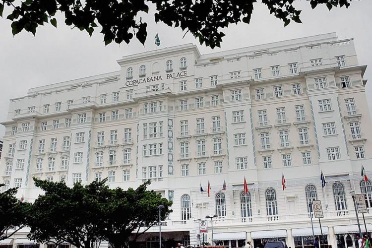 Hotel Copacabana Palace (Foto: )