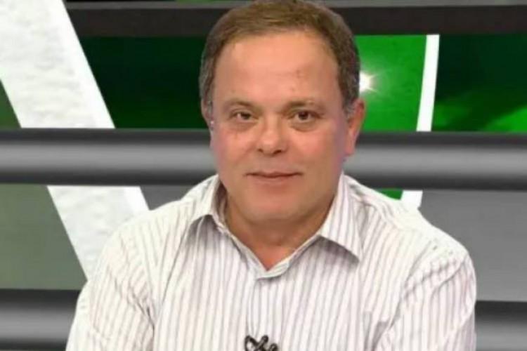 Fernando Vanucci passou por seis Copas do Mundo e trabalhou em programas como Globo Esporte e Esporte Espetacular (Foto: Reprodução/Twitter)