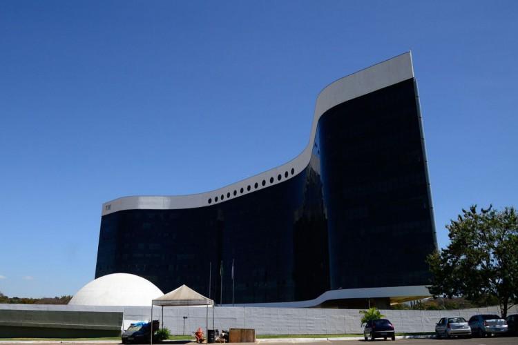 Fachada do edifício sede do STF (Foto: Marcello Casal JrAgência Brasil)