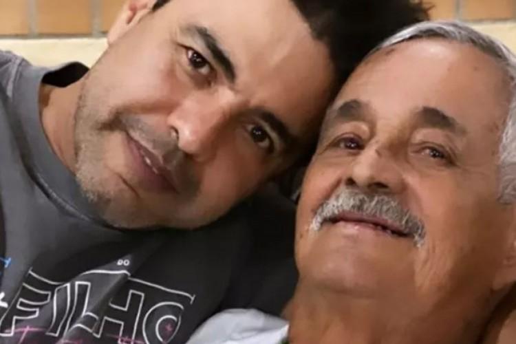 Seu Francisco estava internado há 14 dias (Foto: Reprodução)