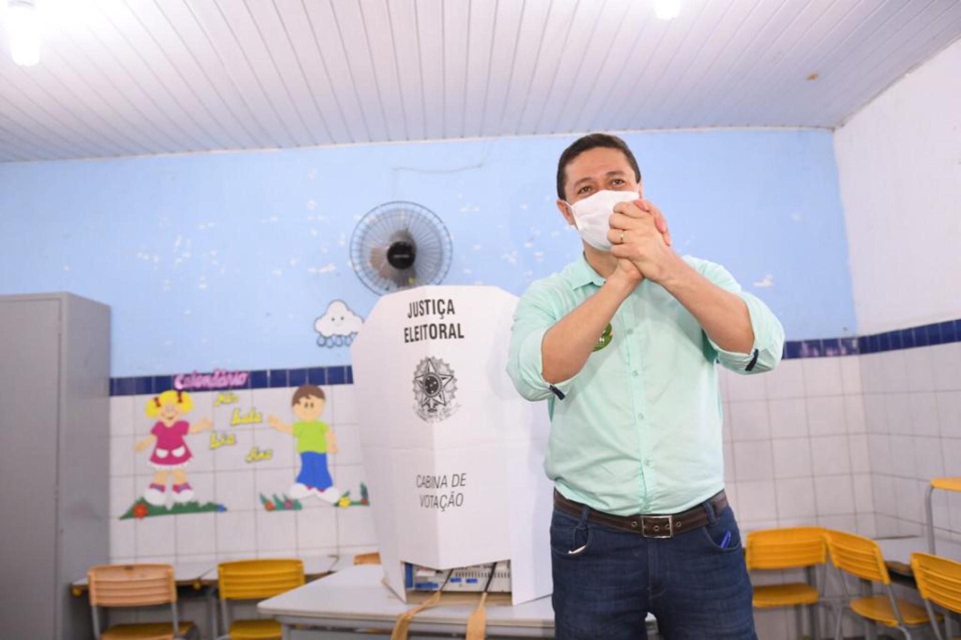 Gledson Bezerra: eleição sob risco na Justiça Eleitoral