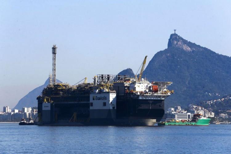 Previsão de queda na oferta de petróleo ao Brasil (Foto: Tânia Rêgo/Agência Brasil)