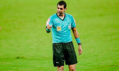 Wagner do Nascimento Magalhães será o árbitro de Sport x Fortaleza pela Série A