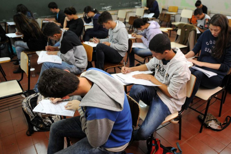 Estudantes de olho no Enem 2021 (Foto: 7/7/2016/Gabriel Jabur/Agência Brasília)