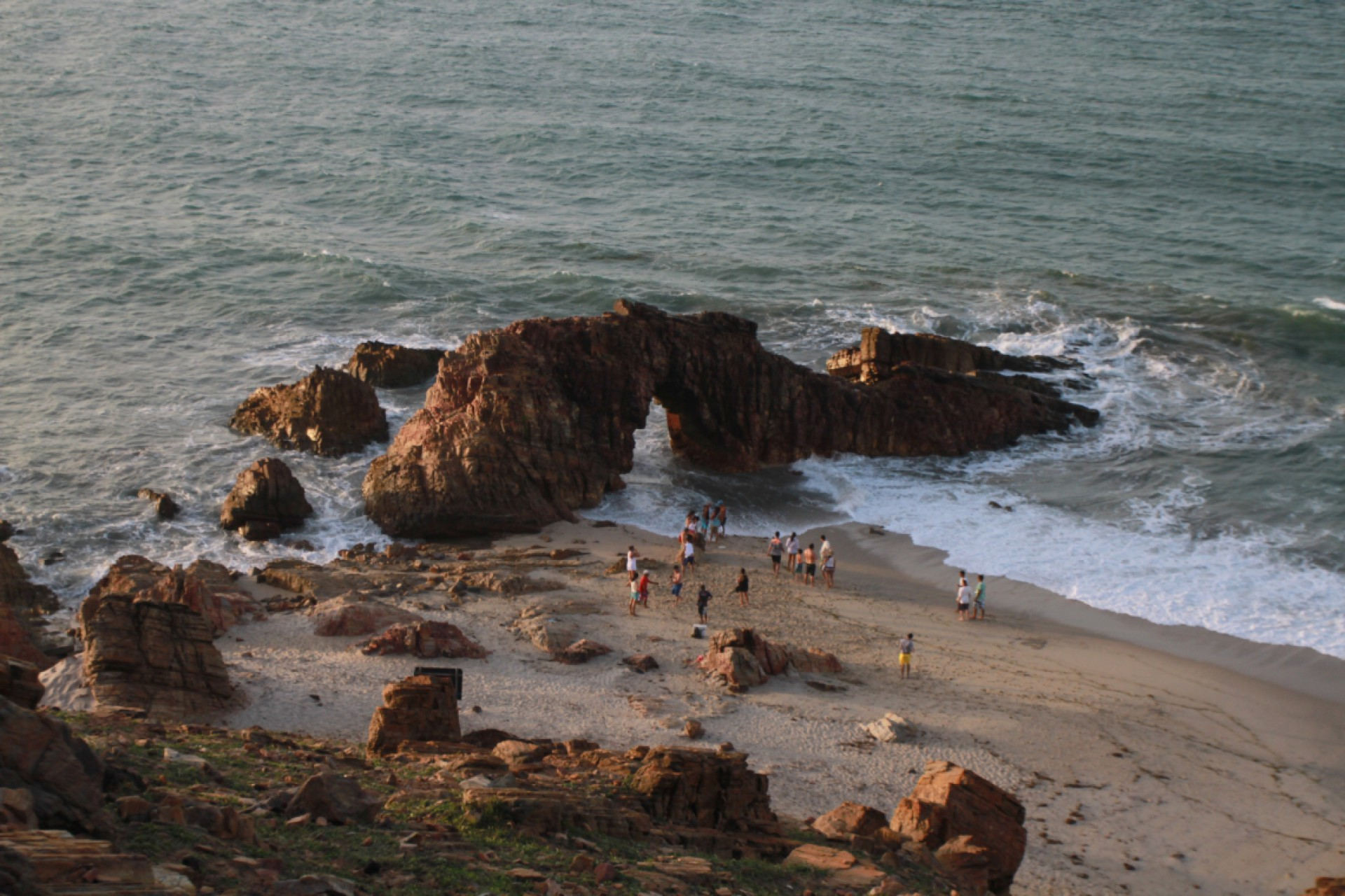 Caso os visitantes passem mais de uma semana em Jericoacoara, será cobrada uma taxa extra de R$ 3 por pessoa a cada dia excedido